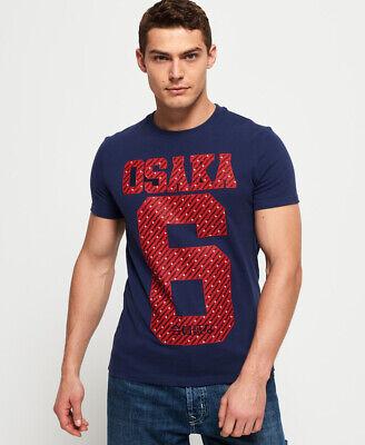 Superdry Osaka Mid T-Shirt