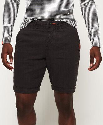 Superdry International Linen Chino Shorts