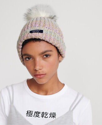Superdry Sparkle Ombre Beanie