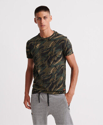 Superdry Mens Rookie T-Shirt