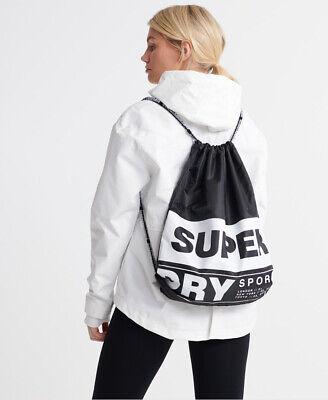 Superdry Womens Drawstring Bag