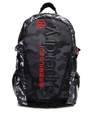 Superdry Mens Mesh Tarp Backpack