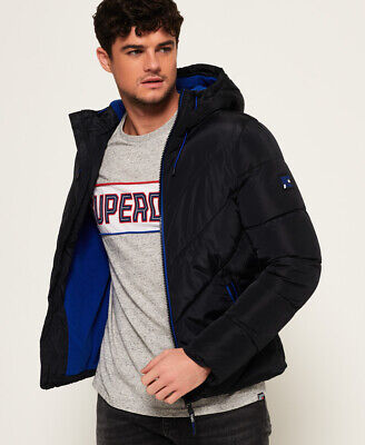 Superdry Mens Xenon Padded Jacket
