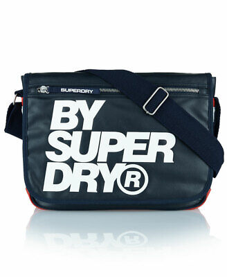 Superdry Mens Frat Record Bag