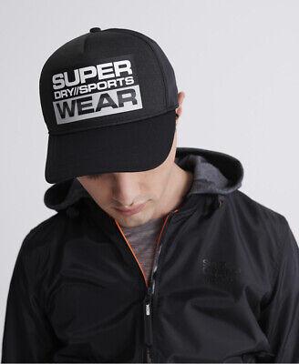 Superdry Mens Sport Cap
