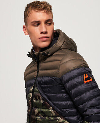 Superdry Mens Axis Padded Jacket