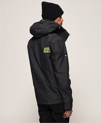 Superdry Technical Hooded Pop Zip SD-Windcheater