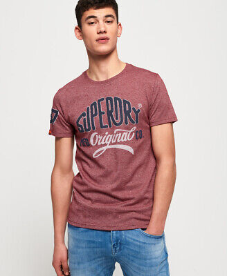 Superdry Mens Heritage Classic T-Shirt