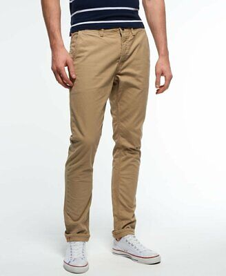 Superdry Rookie Chino Trousers Size S 30