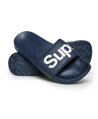 Superdry Mens Pool Sliders