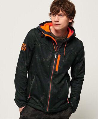 Superdry Printed Hooded SD-Windtrekker Jacket