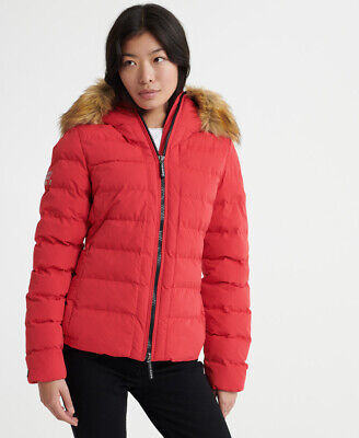 Superdry Womens Arctic Puffer Jacket