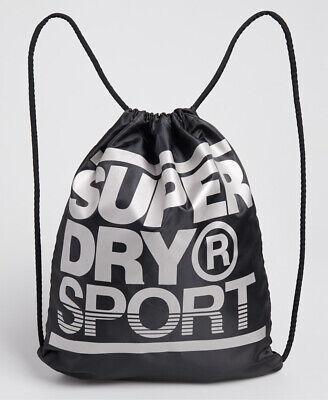 Superdry Mens Drawstring Bag