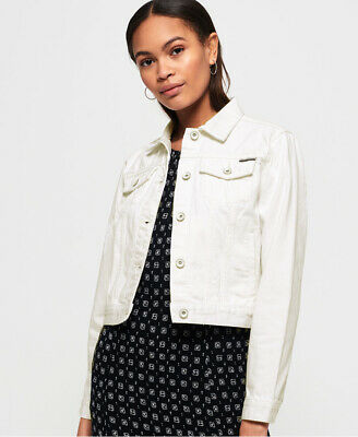 Superdry Denim Girlfriend Jacket