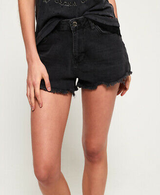 Superdry Womens Eliza Cut Off Shorts