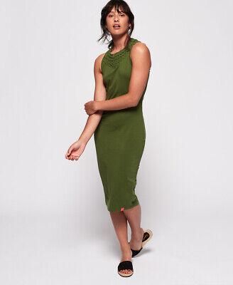 Superdry Womens Mahi Bodycon Dress