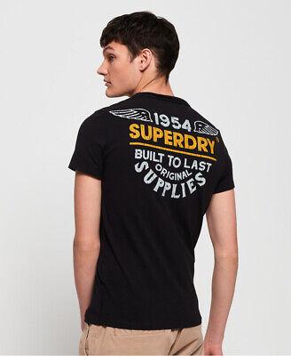 Superdry Mens Premium Work Wear T-Shirt