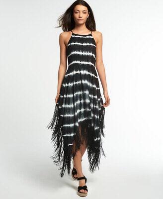Superdry Ibiza Beach Tassel Dress