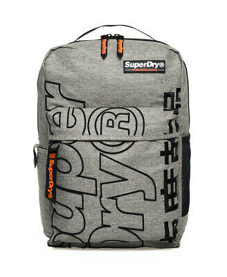 Superdry Mens Academic Backpack