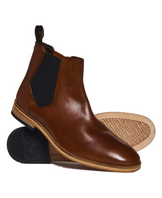 Superdry Womens Premium Meteora Chelsea Boots