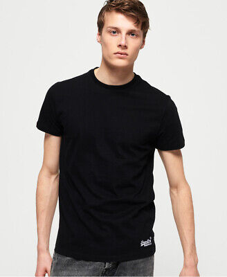 Superdry Mens Vintage Embroidery T-Shirt