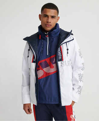 Superdry Mens Anorak Jacket