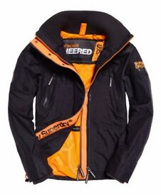 Superdry Wind Attacker jacket BNWT size L