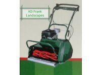 KD Frank Landscape Gardening Services