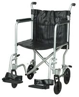 Fauteuil chaise roulante transport neuf new transport wheelchair