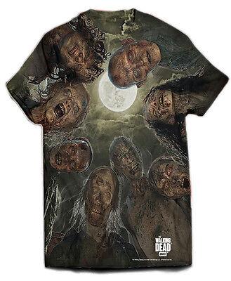 THE WALKING DEAD - Walk Over You - T-Shirt - Größe / Size XL - Neu