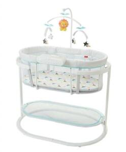 NEW Fisher-Price Soothing Motions Bassinet, Windmill Condtion: New, Soothing Motions