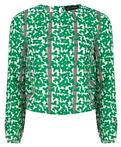 LOFTY MANNER Blouse Cintia green - XS, M, L