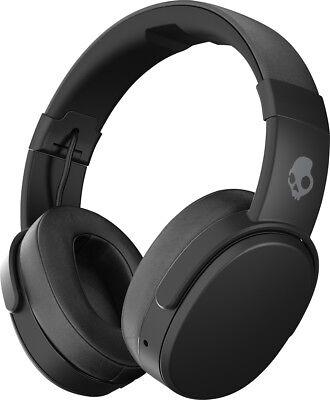 Skullcandy - Crusher Wireless Over-the-ear Headphones - Blac