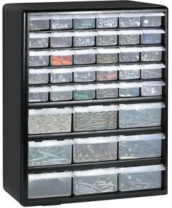 Greenpro Wall Mount Hardware And Craft Storage Cabinet 39 Drawer Organizer