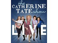 2 X Catherine Tate Tickets - Monday 7th November, Edinburgh Playhouse