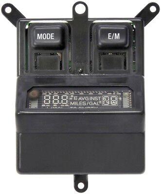 Information Display Module Dorman 599-952 Reman - Information Display Module