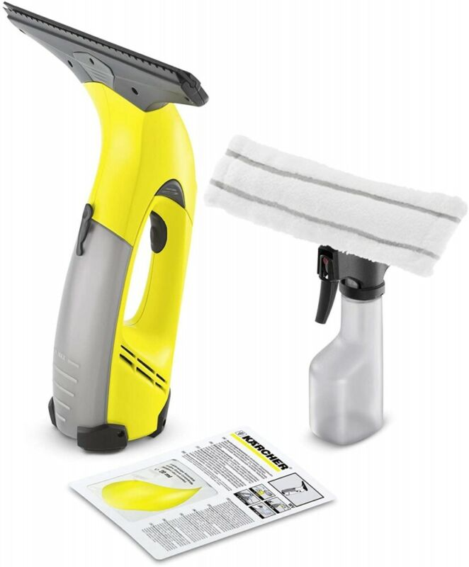 Karcher Vacuum Cleaner for Window WV50Plus Yellow  With Tracking From Japan