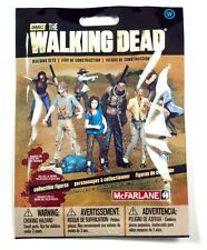 McFarlane toys, Walking Dead Building Sets, Figure Blind Bag Booster, New