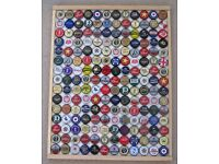 New Bottle-top Magnetic notice board Unique for beer enthusiasts Great for Fathers day gift