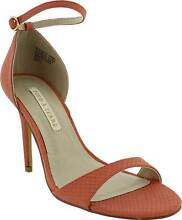 Pied A Terre Dolly Coral Snake heels size 6 + GARAGE SALE Hindmarsh Charles Sturt Area Preview