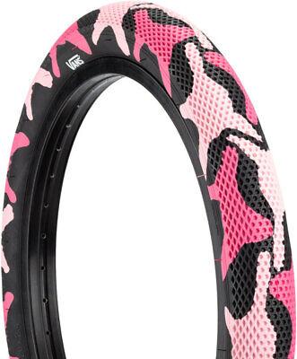 "PAIR BICYCLE TIRES 20/"" x 1.95 orange yellow pink red black vanilla purple NEW"
