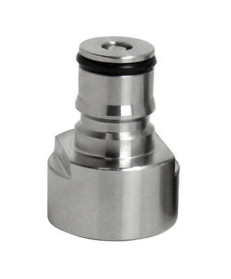 Kegco Sankey To Home Brew Ball Lock Beer Keg Coupler Adapter - Liquid
