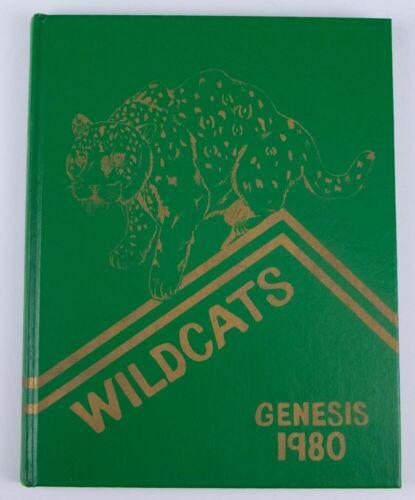 1980 Genesis - Pinelands Regional High School Yearbook - Tuckerton NJ