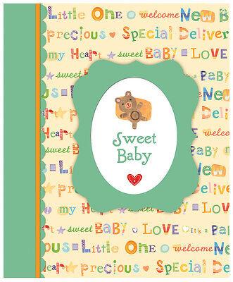 New Seasons Baby Boy Girl Memory Keepsake Book First 5 yrs – Animals 5727602