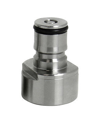 Kegco Sankey To Home-brew Ball Lock Draft Beer Keg Coupler Adapter - Gas