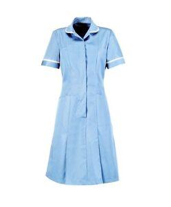 Nurses Dress Uniform Healthcare Vet Dentist Carer Alexandra Work wear - HP297