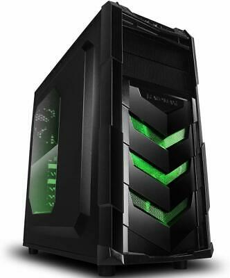 Custom Gaming Desktop PC Intel i7-870 2.93 Ghz Quad 8 GB 1 TB Nvidia GTX580 Wifi