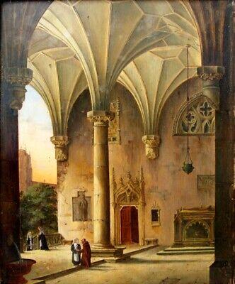 Eibner, Friedrich (1825-1877 zugeschrieben), St. Emmeram Regensburg?
