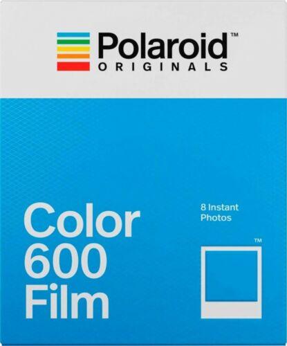 Polaroid Originals 600 Instant Color Film 4670 for Polaroid 600 Type Cameras