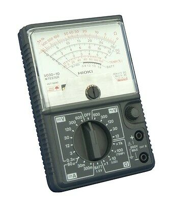 Hioki Analog Multimeter 3030-10 Made In Japan